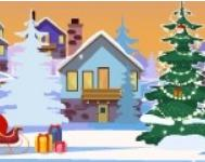 play Gfg Winterland Christmas Cottage Escape