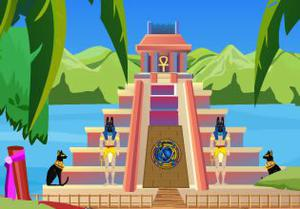 play Forest Pyramid Escape