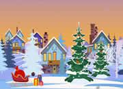 play Winterland Christmas Cottage Escape