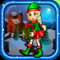 play G4E Christmas Party Girl Escape