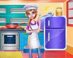 play Restaurant Kitchen Cleaning