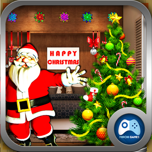 play Escape From Christmas Celebration House