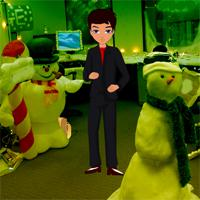 play New Year Office Party Escape
