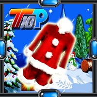 play Top10 Christmas: Find The Santa Dress