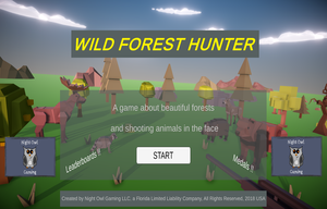 play Wild Forest Hunter