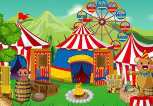 play New Year Circus Escape