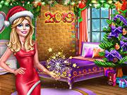 Ellie New Year Room Deco game