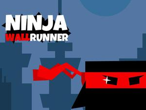 play Ninja Wall Runner