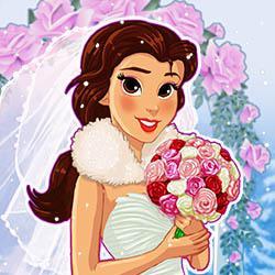 play Beauty'S Winter Wedding