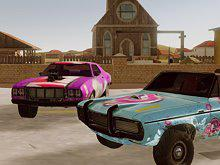 play Village Car Stunts