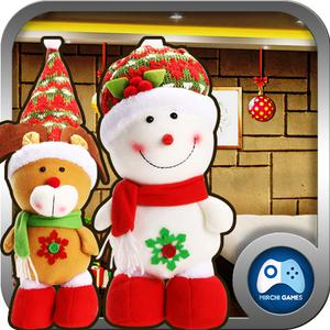 play Find Christmas Doll Gift