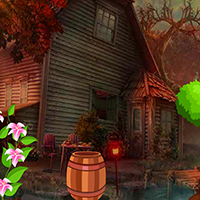 play Exotic House Escape