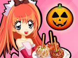 play Halloween Treat - Caramel Apples