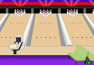 play Mission Escape - Bowling Alley