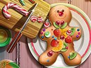 Gingerbread Realife Cooking game