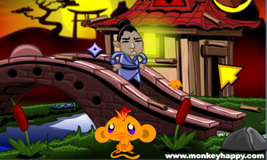 play Monkey Go Happy: Stage 258