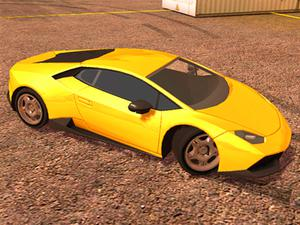play Lambo Car Simulator