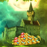 play Big Treasure Castle Escape