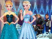play Frozen Sisters Royal Prom