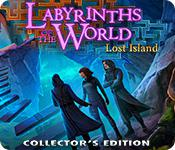Labyrinths Of The World: Lost Island Collector'S Edition game