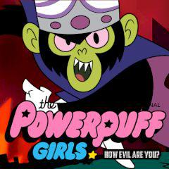 play The Powerpuff Girls How Evil Are You?