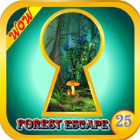Forest Escape Games - 25 Games Mobile App game