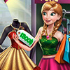 Ice Princess Realife Shopping game