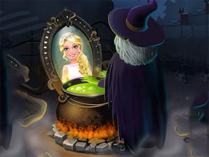 play Witch To Princess: Beauty Potion
