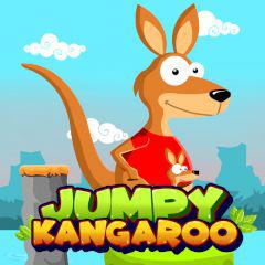 play Jumpy Kangaroo