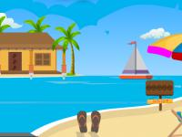 play Beach Cottage Escape