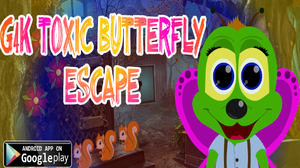 Toxic Butterfly Escape game
