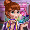 Fashion Shoes Designer game