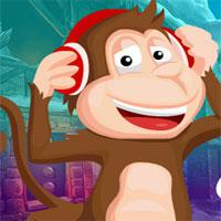 play Music Lover Monkey Escape