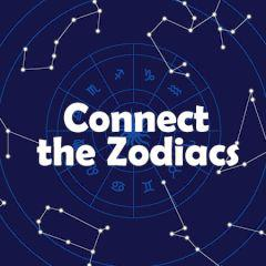 Connect The Zodiacs game