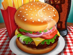 Burger Chef: Cooking Story game
