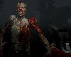 Slender Zombie Time game