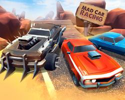Mad Car Racing game