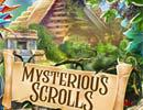 Mysterious Scrolls game