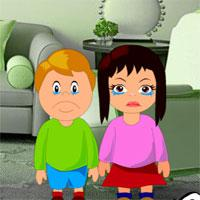 play Rescue Children From Locked House