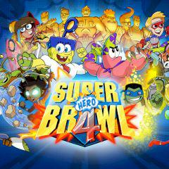 Super Brawl 4 game