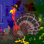 Trapped Turkey Rescue game
