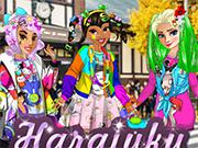play Harajuku Princess