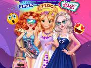 play Princesses Time Travel