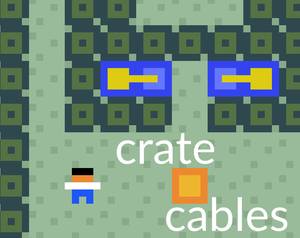 Crate Cables game