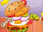 play Biggest Burger Challenge