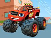 play Blaze Monster Machines Differences