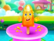 play Ice Candy Cooking And Decoration