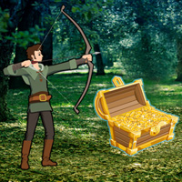 play G2R Robin Hood Treasure Hunt Escape