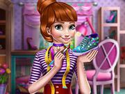play Fashion Shoes Designer