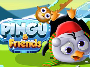 play Pingu & Friends